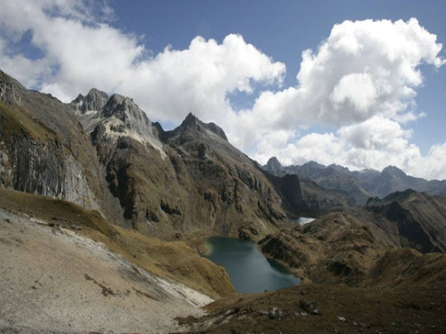 The Striking Dagala Thousand lake Trek
